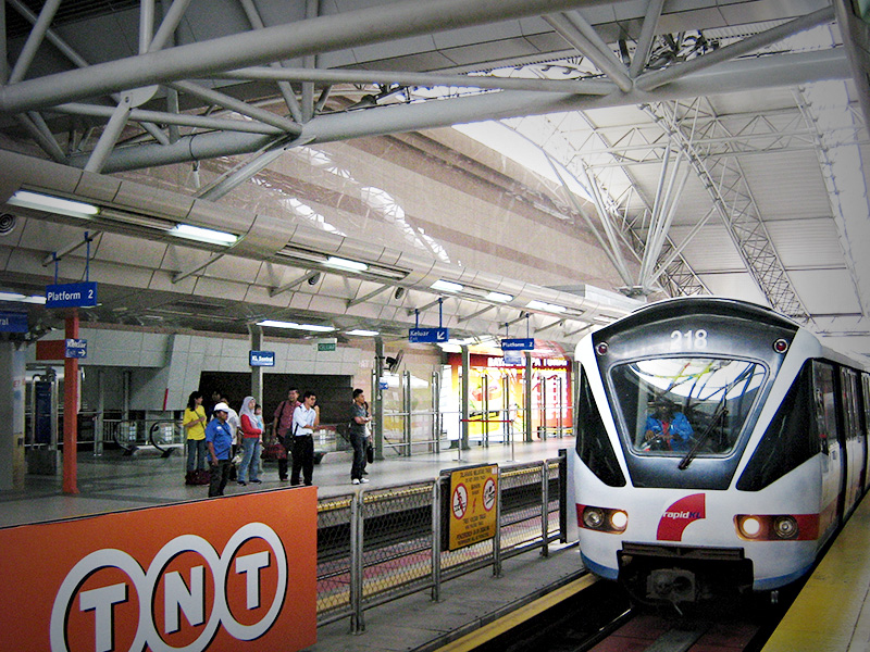 LRT and Monorail to Increase Fares