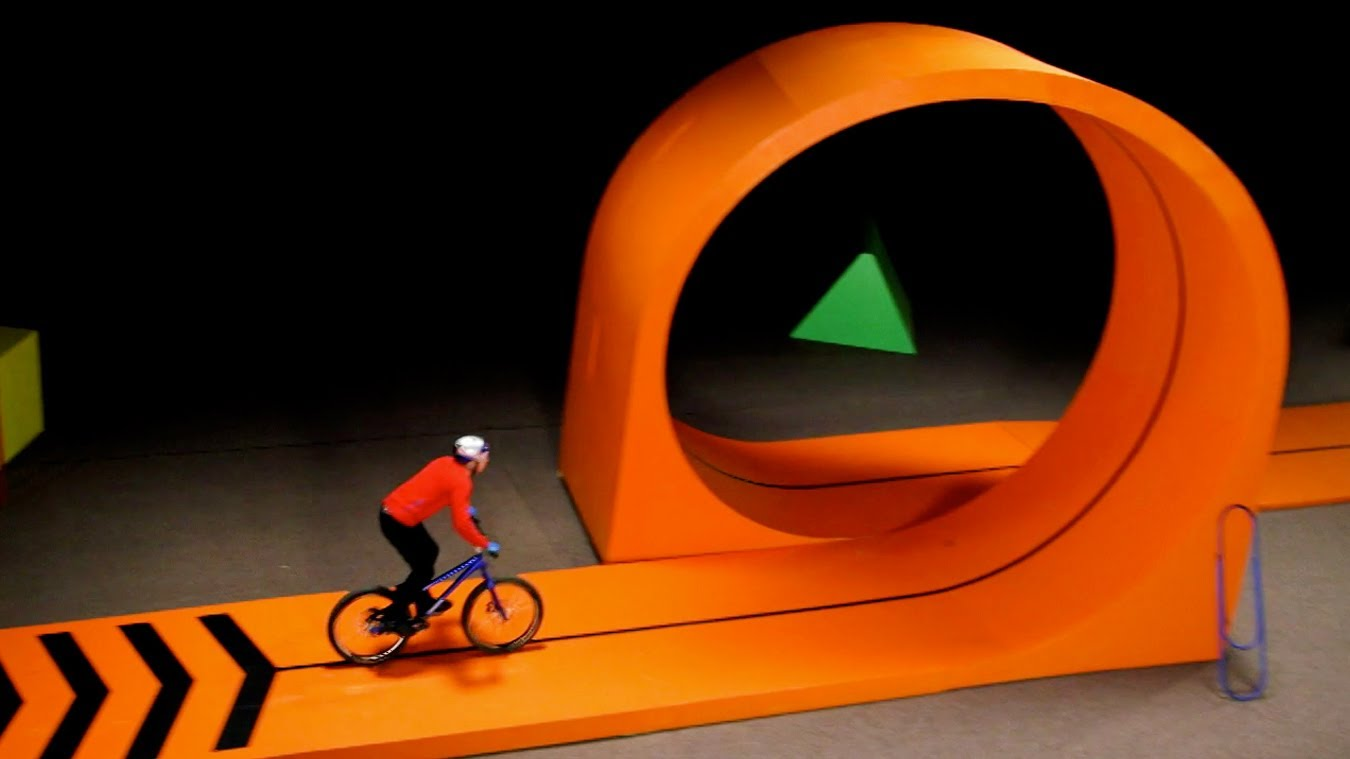 Awesome Skill by Danny MacAskill in Imaginate