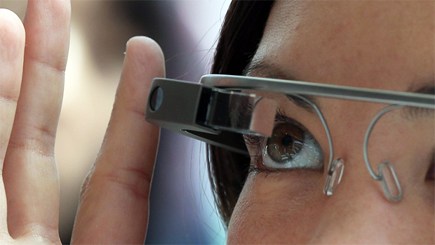 Google Glass? No. It's Galaxy Glass!