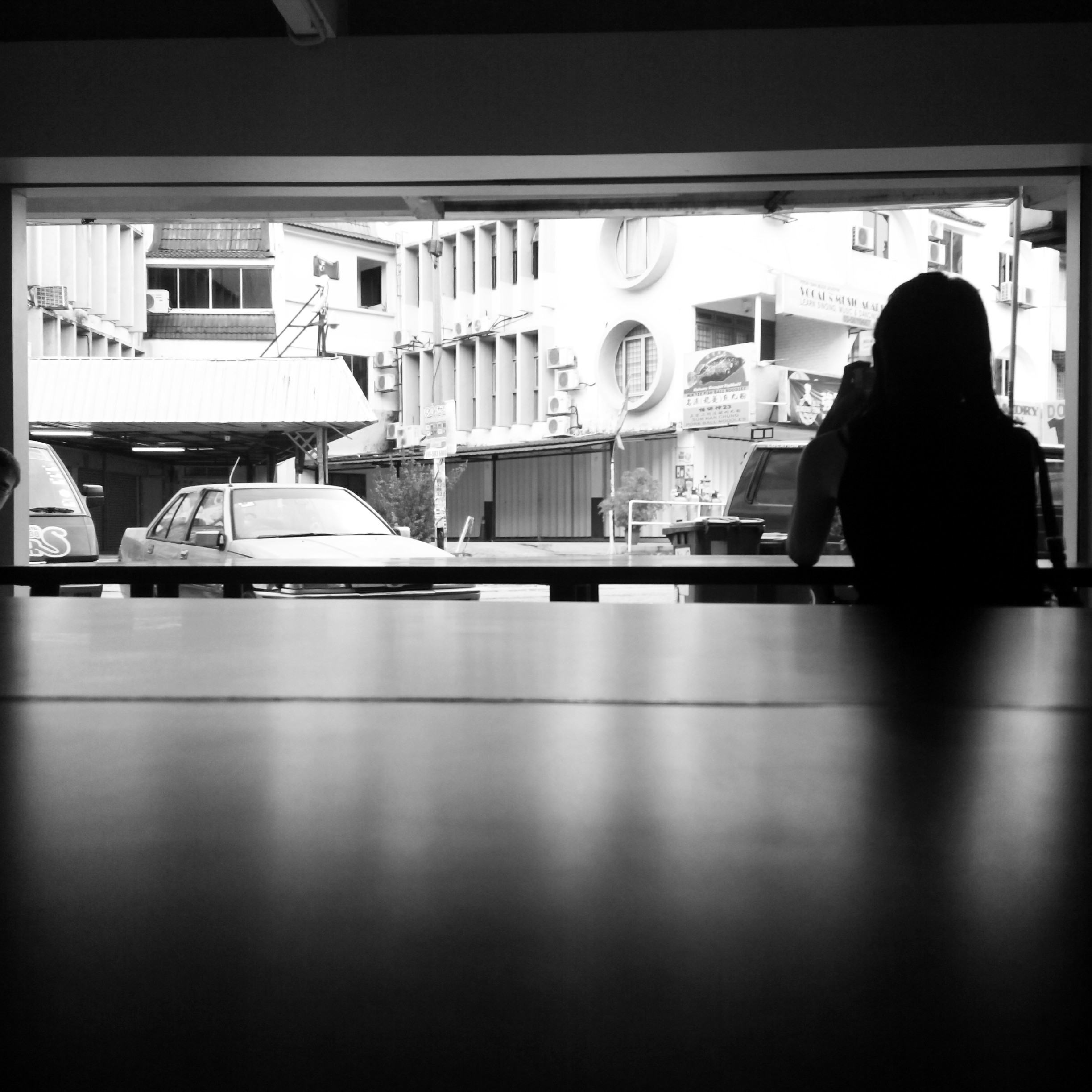 Project365 #5: Lonely