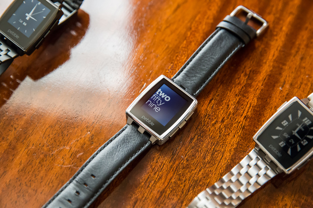 Pebble Steel - A Solid Upgrade