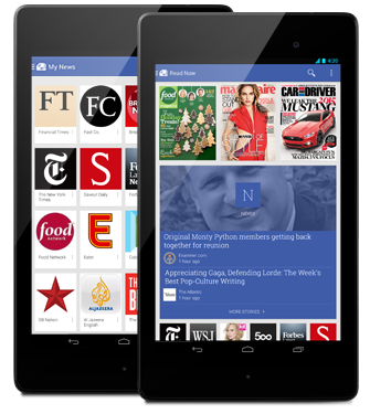 Google Newsstand to Replace Currents