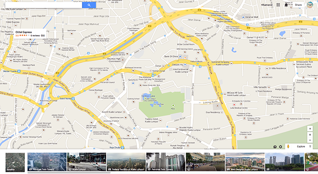 New Google Maps Tips and Hacks