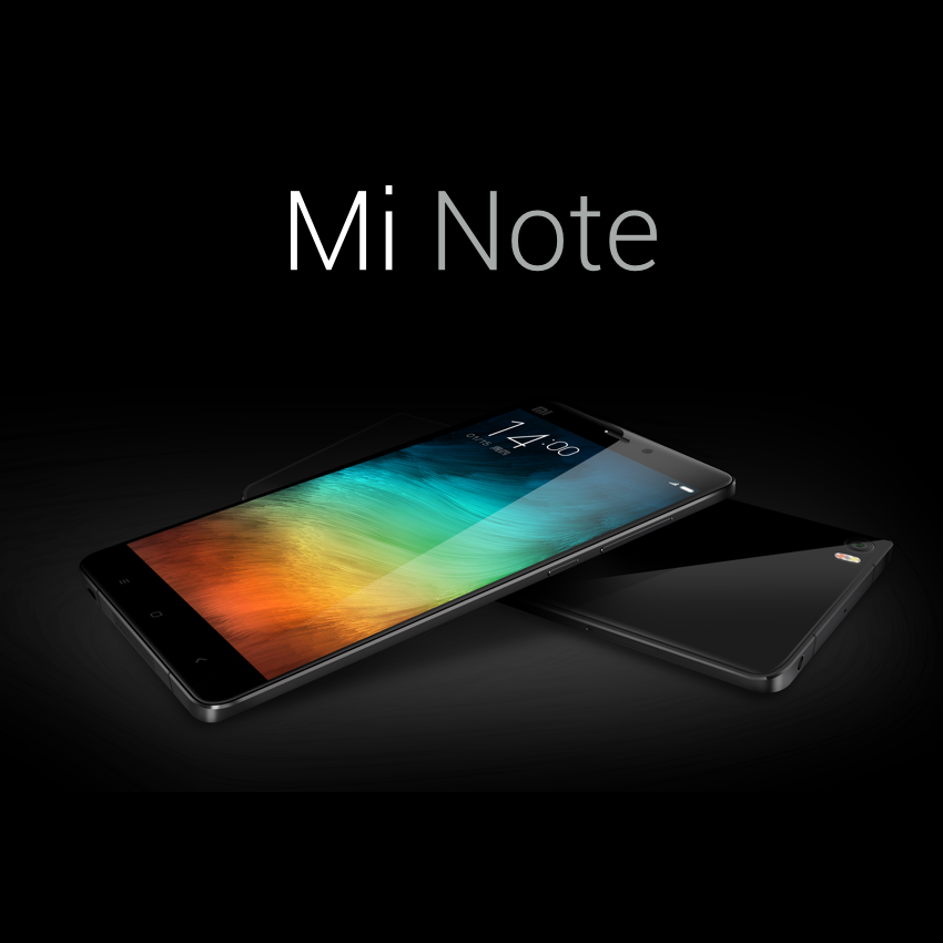 New Xiaomi Flagship Launched - Mi Note