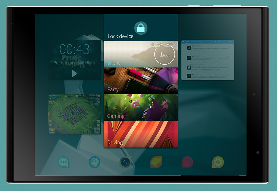 Jolla Announced Their New Tablet