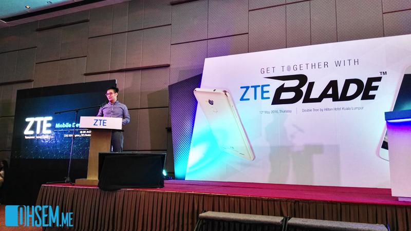 ZTE Blade V7 Series