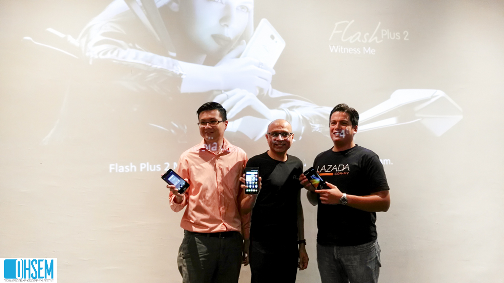 Official launch of Flash Plus 2