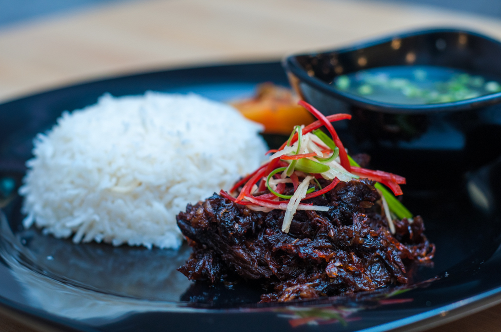 Sweet and spicy beef - Daging Dendeng