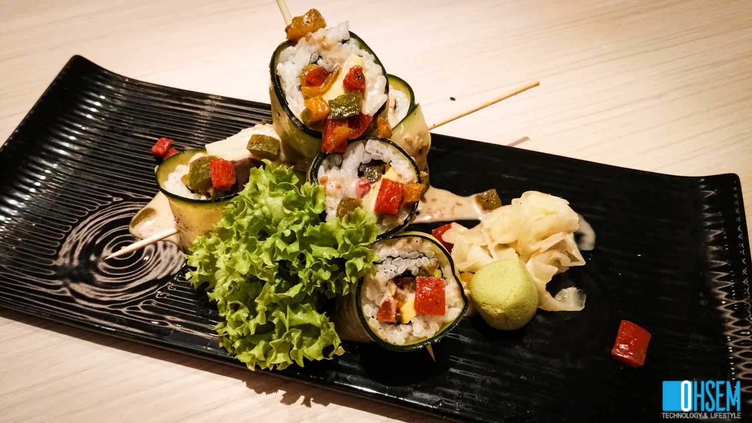 Sanoook - A Fusion of Thai and Japanese Food Like No Other