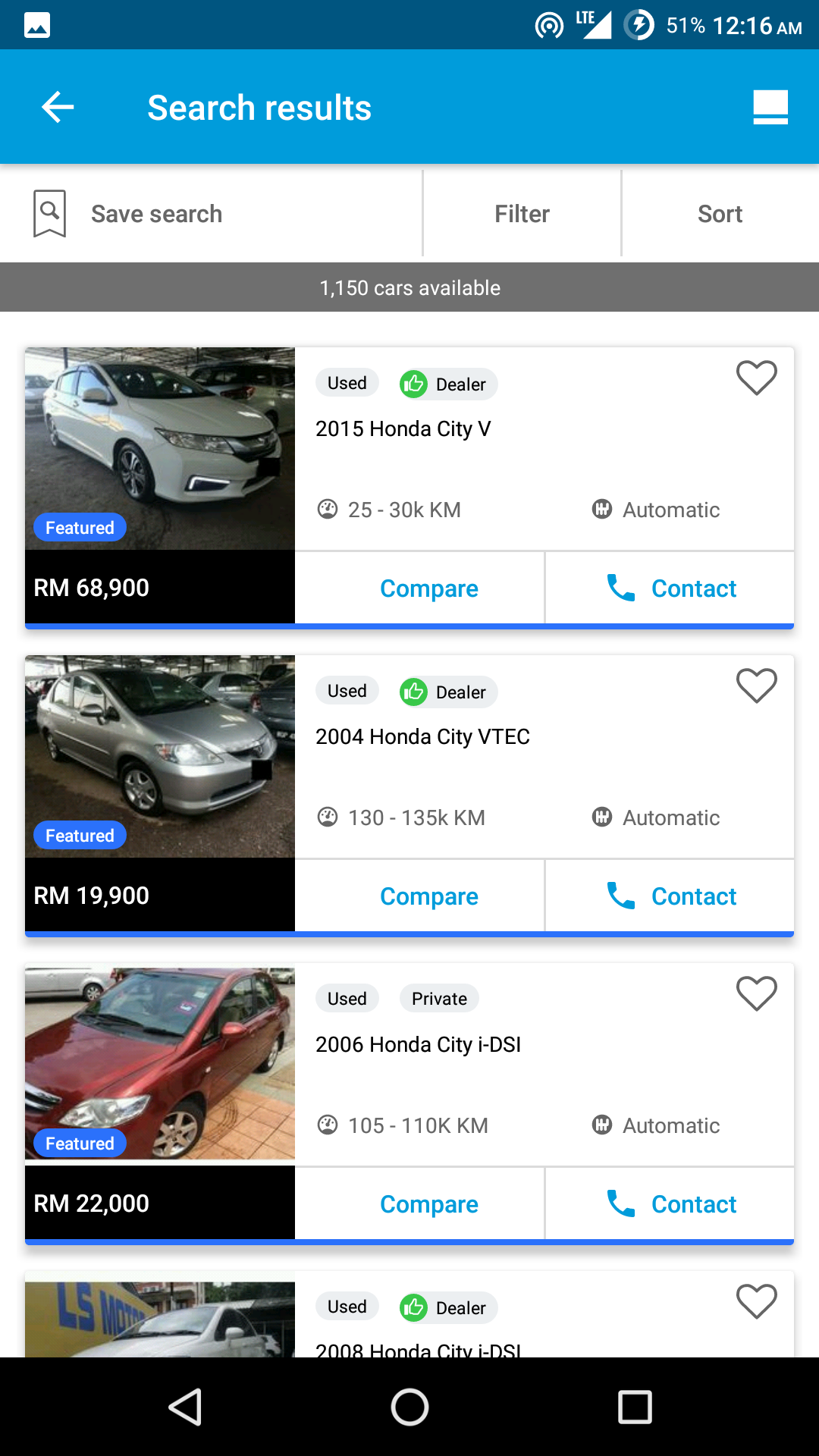 Buying a Car Becomes Easier With Carlist.my App