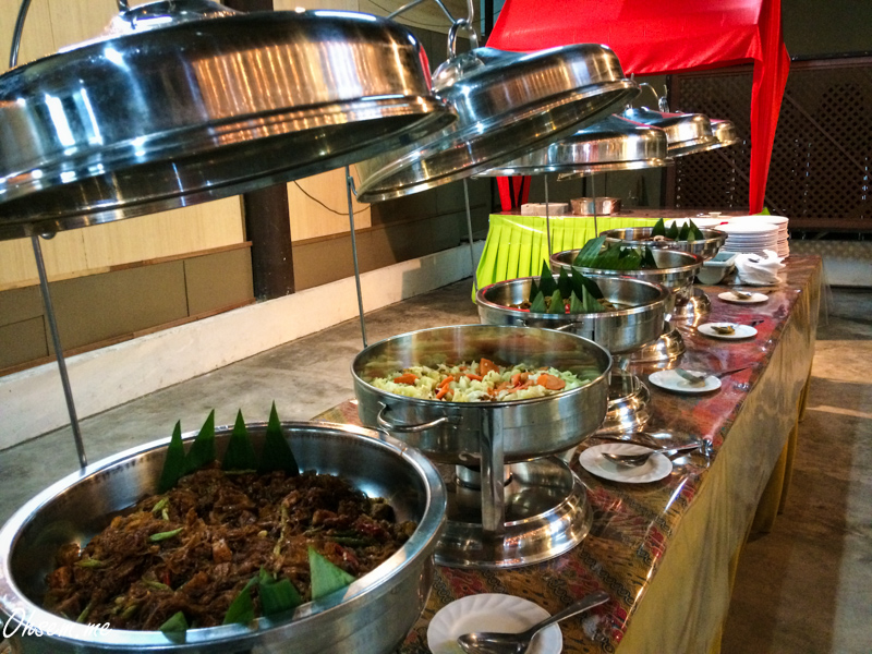 Cheap Ramadhan Buffet at Restoran Nelayan Gombak