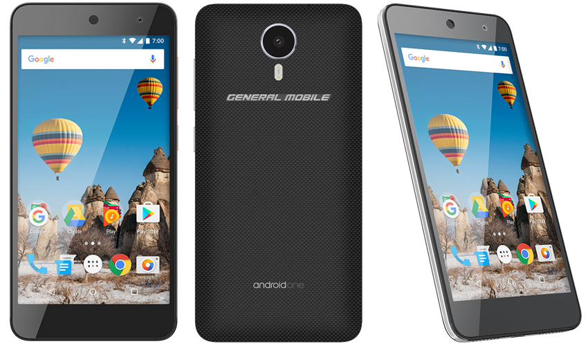 General Mobile's GM5 Plus Launched in Malaysia