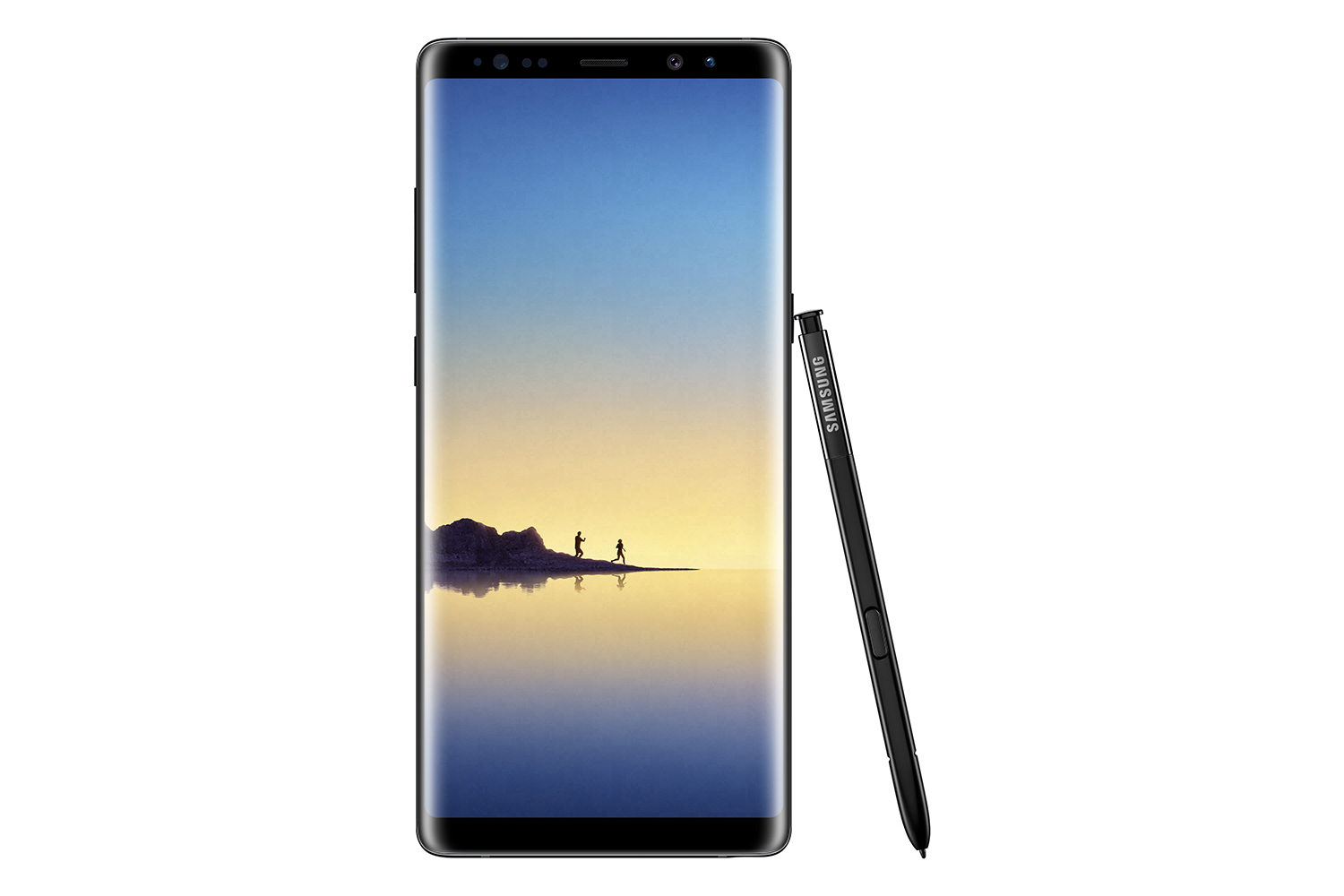 Do Bigger Things with Samsung Galaxy Note8, the Next Level Note