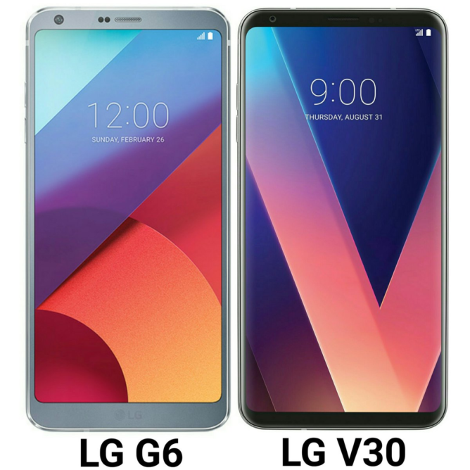 LG V30 Render Shows That It Is A Beautiful Phone