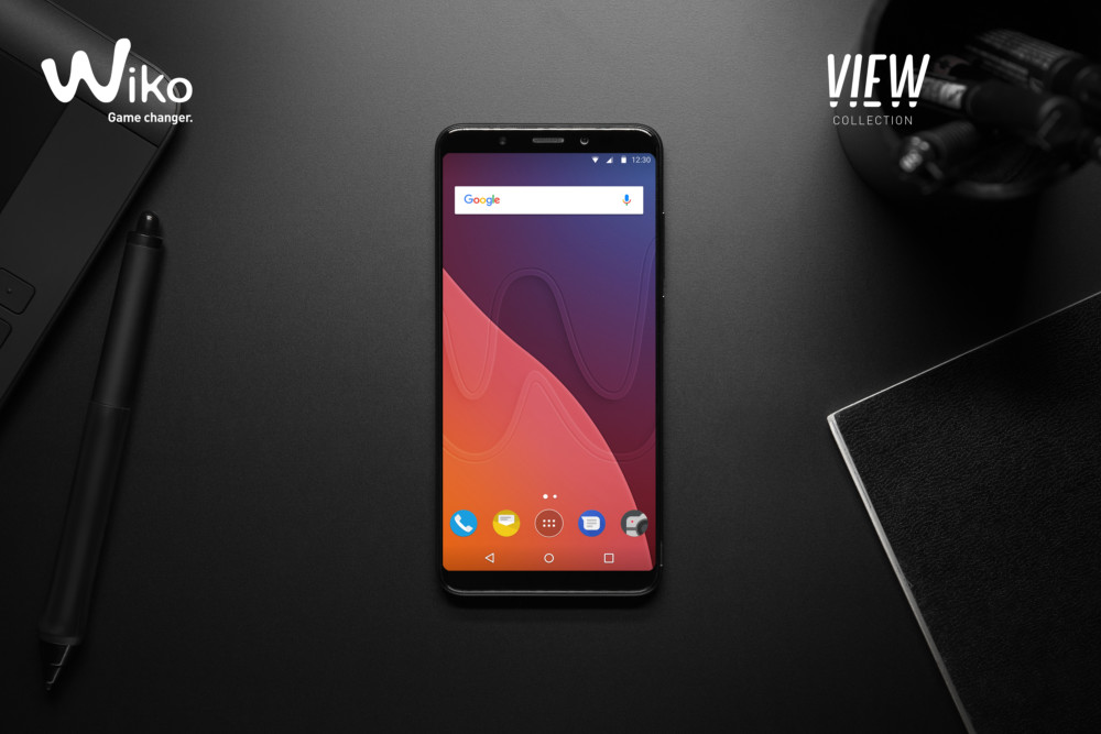 Wiko's Near Bezel-less Phone Revealed - View and View Prime