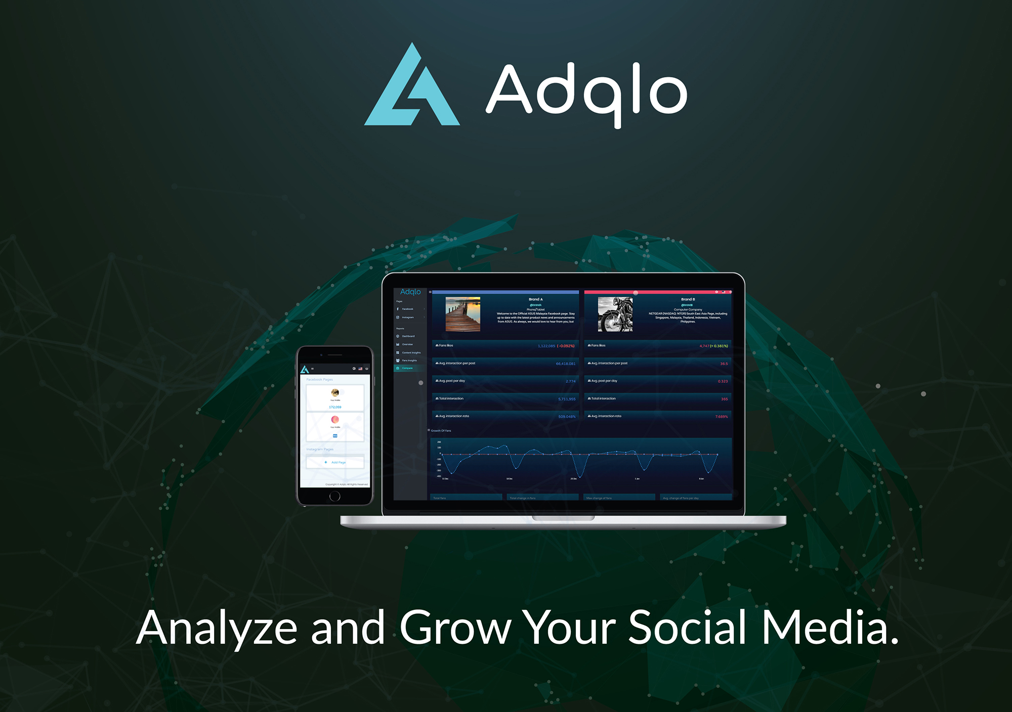 Webqlo Launches South East Asia's First Social Media Analytical Platform, Adqlo