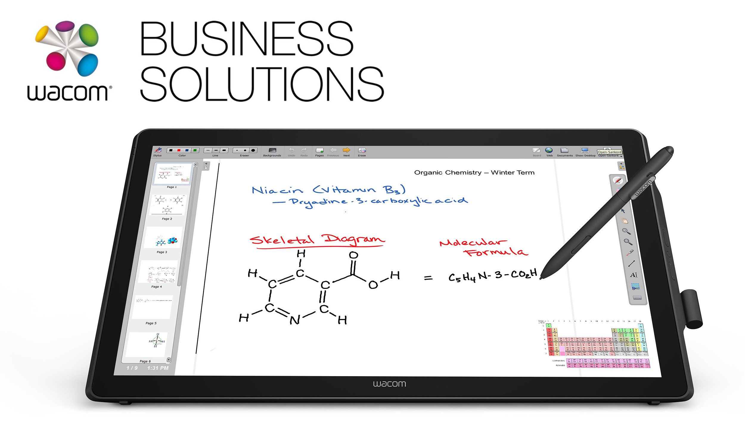 Wacom Introduces New Flagship to its Pen Display Family