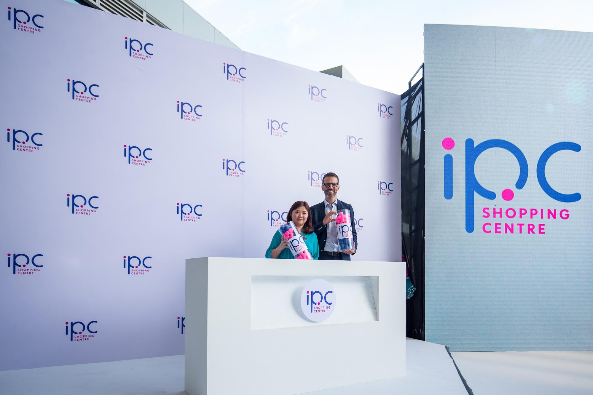 IPC Shopping Centre Relaunch