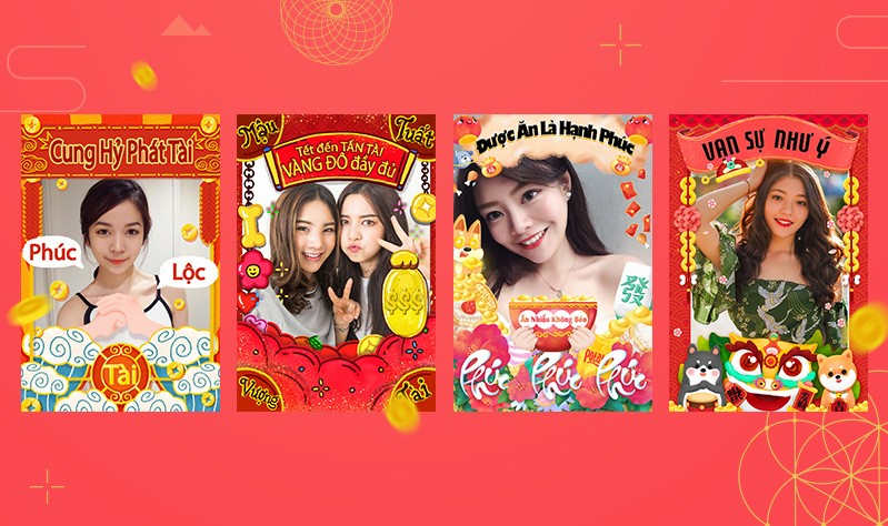 Meitu Rolls Out Valentine's Day Filters and AI Features for CNY