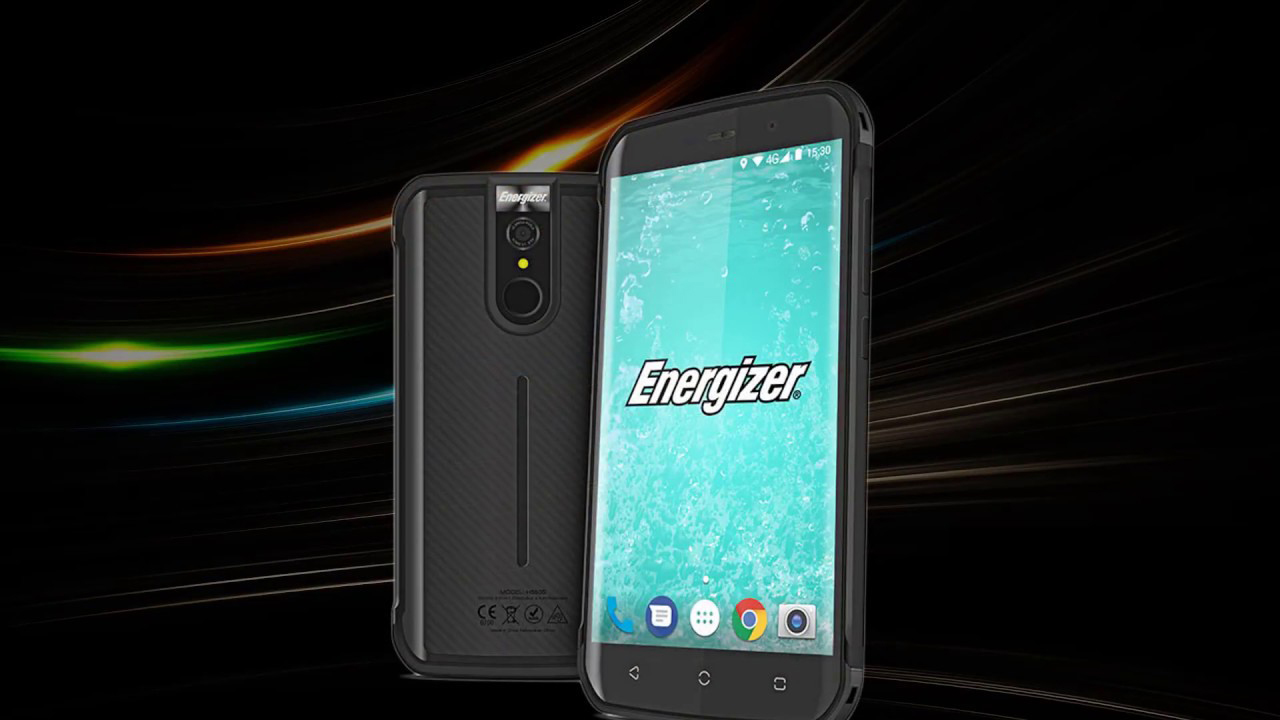 Energizer Unveils The Hardcase H550S smartphone today