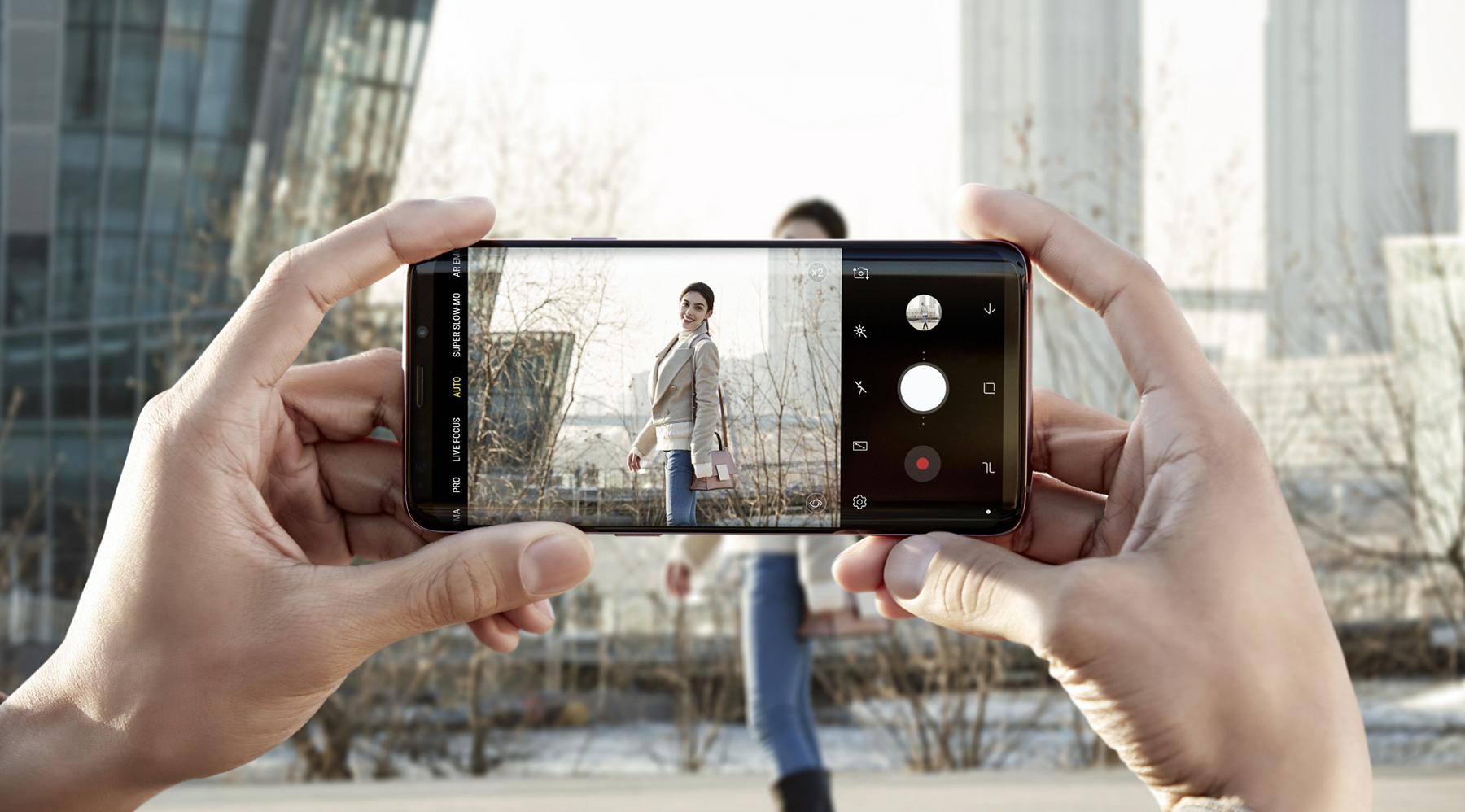 Samsung Galaxy S9 & S9+