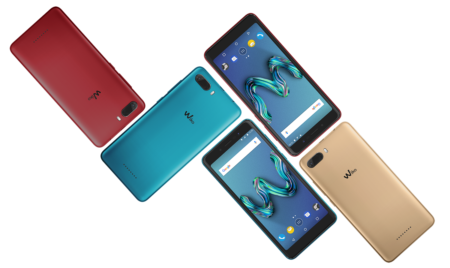 Wiko's New Tommy3 Launched with 18:9 Widescreen Format