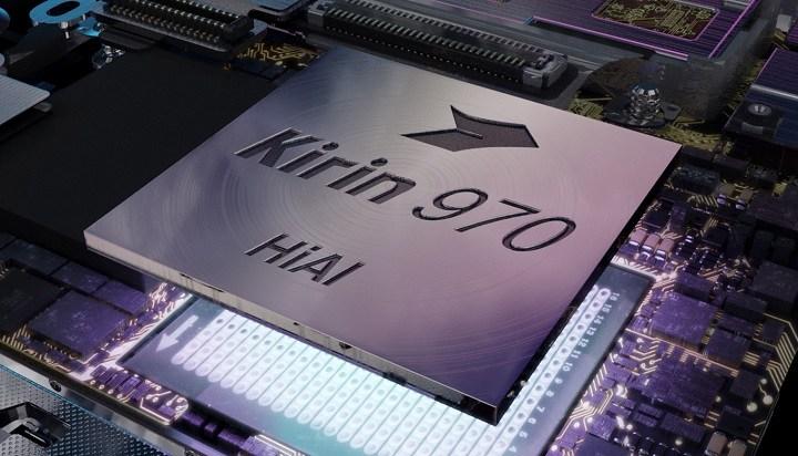 Huawei P20 Pro Kirin 970