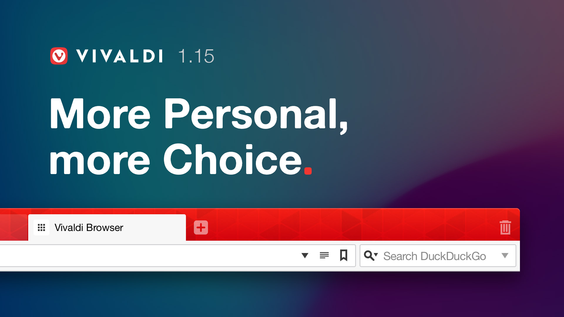 Vivaldi 1.15 Update And The Browser is Just Better
