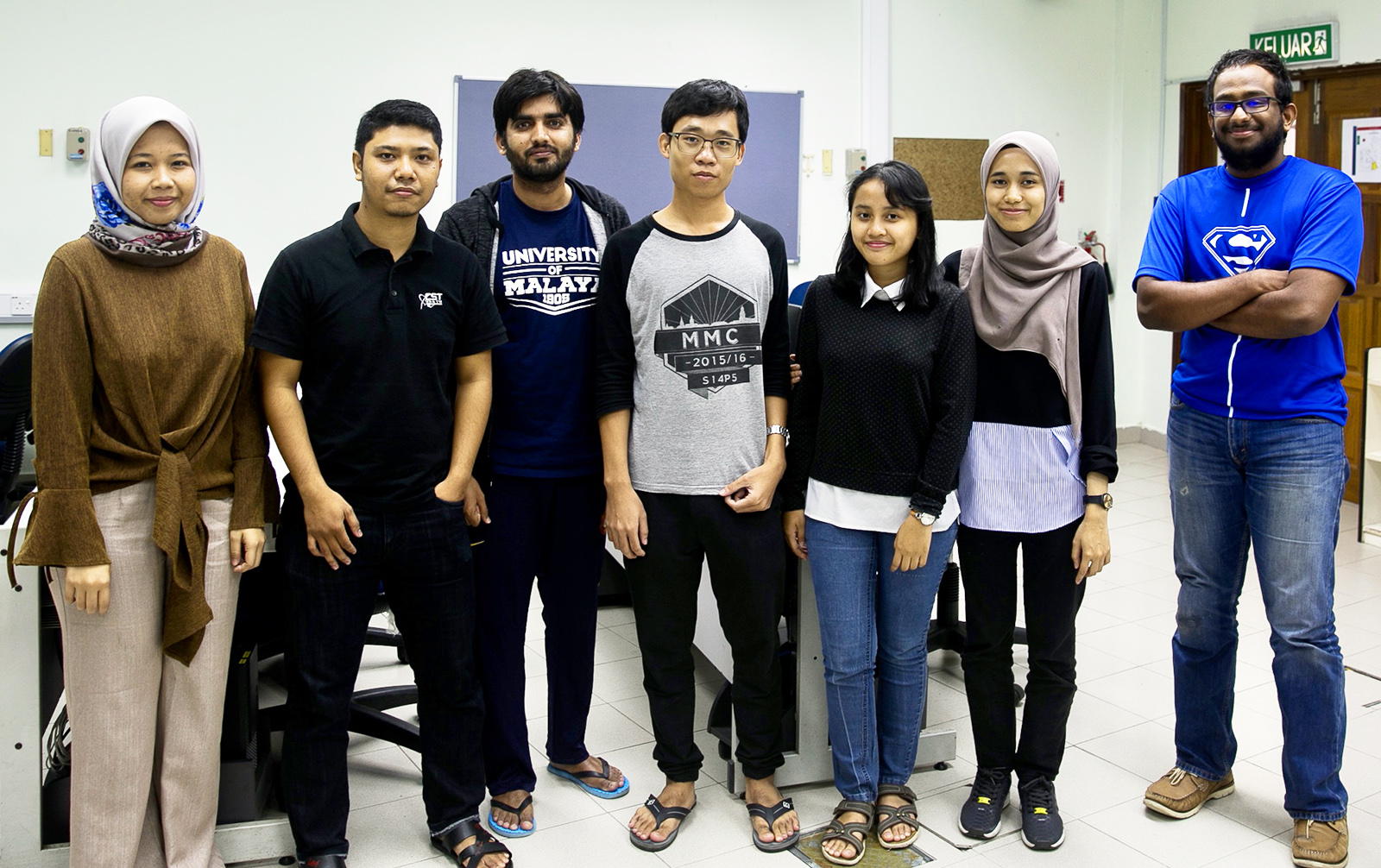 UM Students Emerged Victorious at the Global Datathon Championship