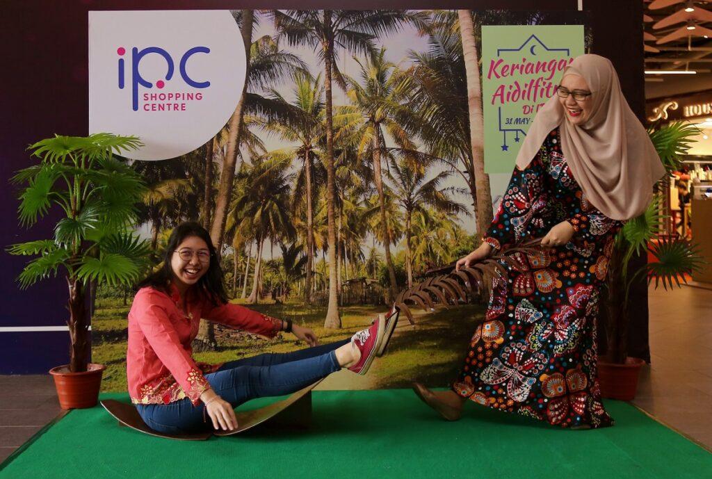 IPC Shopping Centre Brings 'Keriangan Aidilfitri'