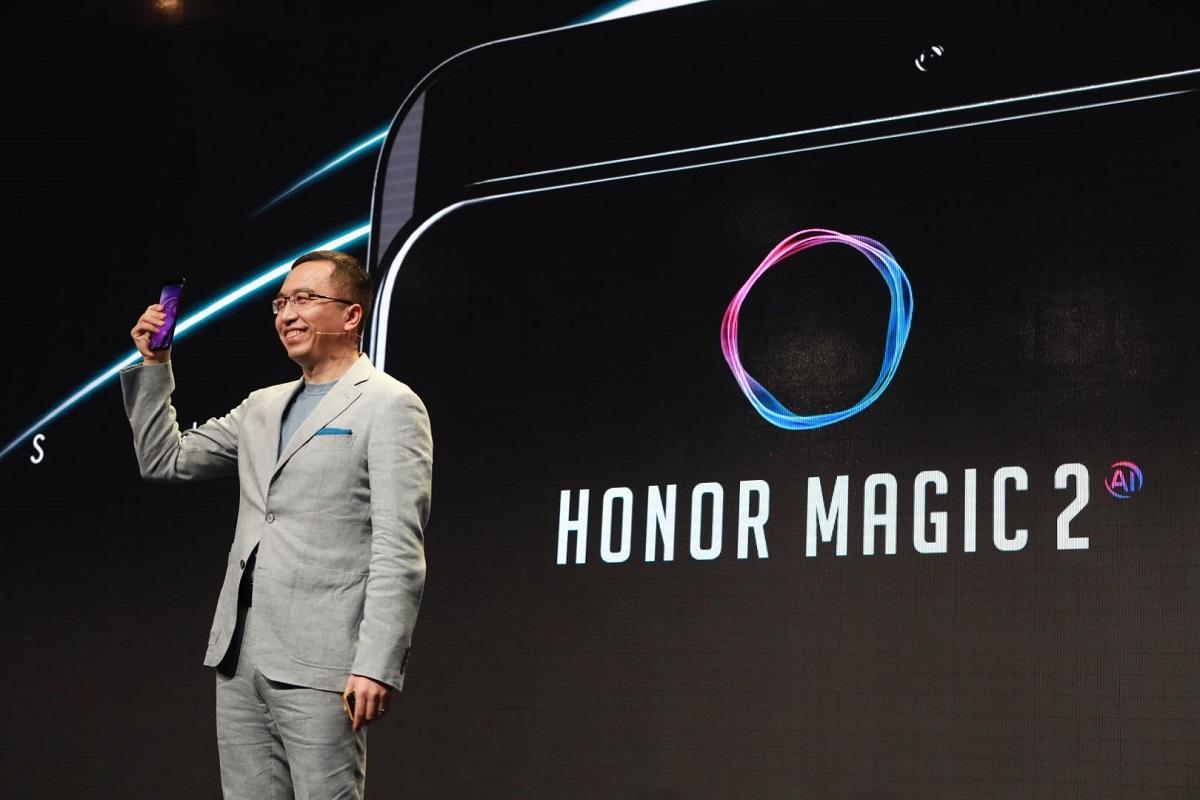 Honor Magic 2 Debuts at IFA 2018