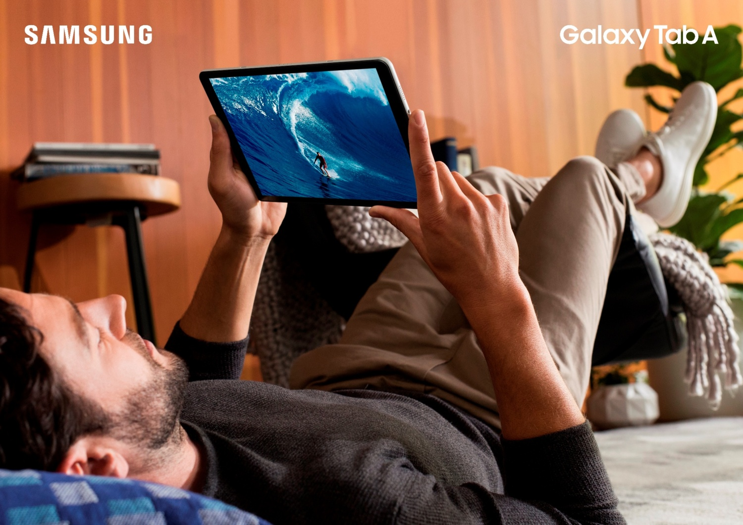 Do More, See More and Play More with New Galaxy Tab