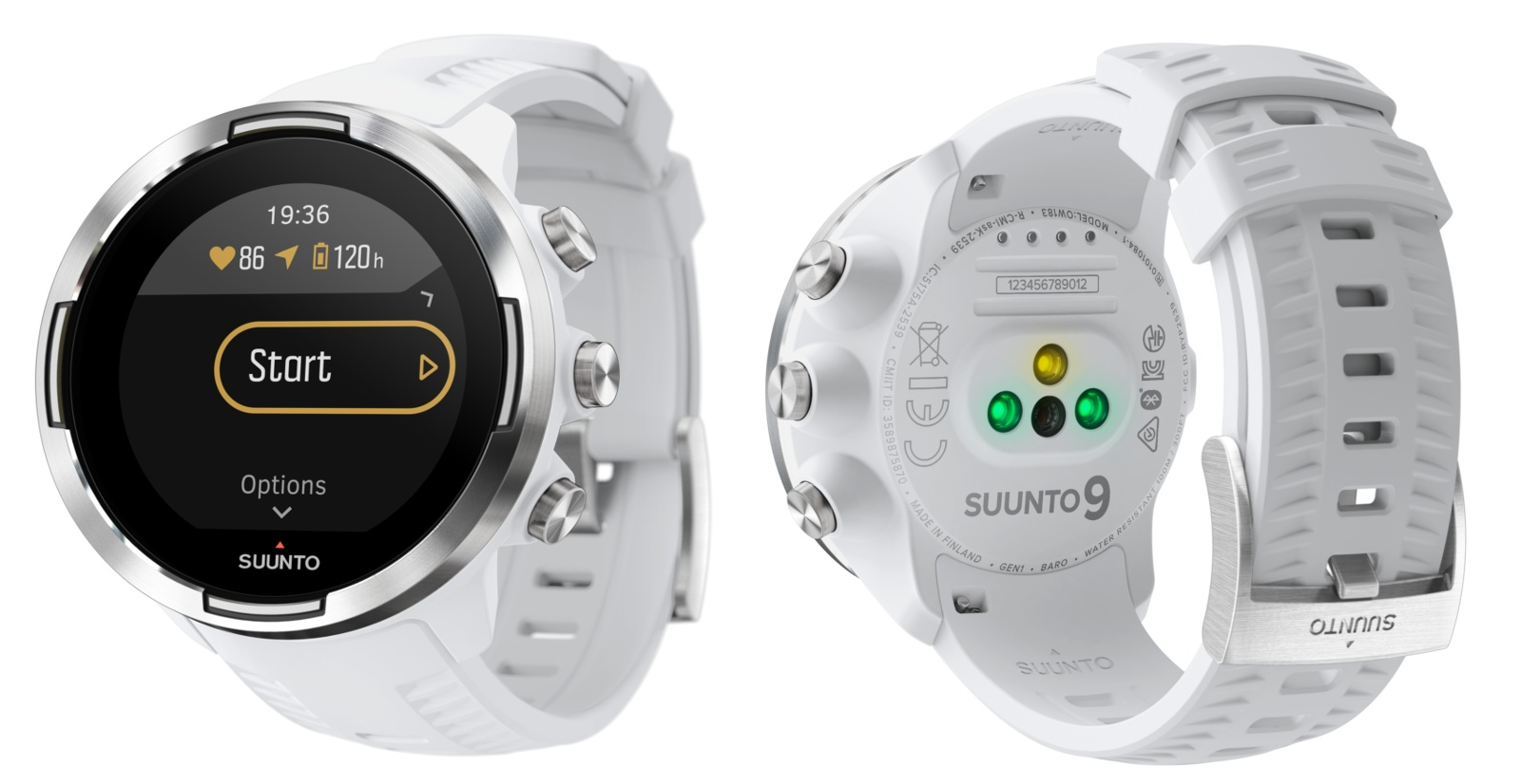 Suunto Launches the New Suunto 9 Baro in Malaysia