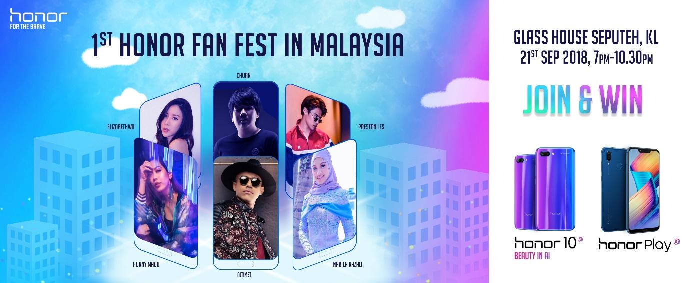 honor Fan Fest