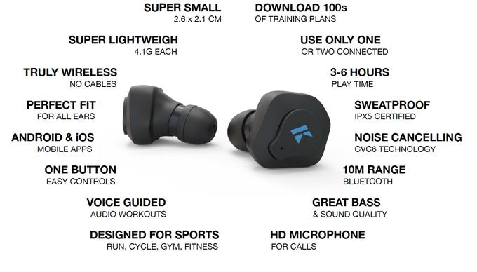 K True Wireless Earphone