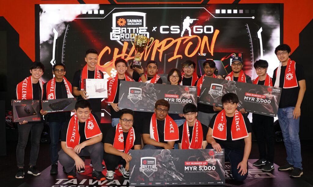 Taiwan Excellence Inter-college Battleground