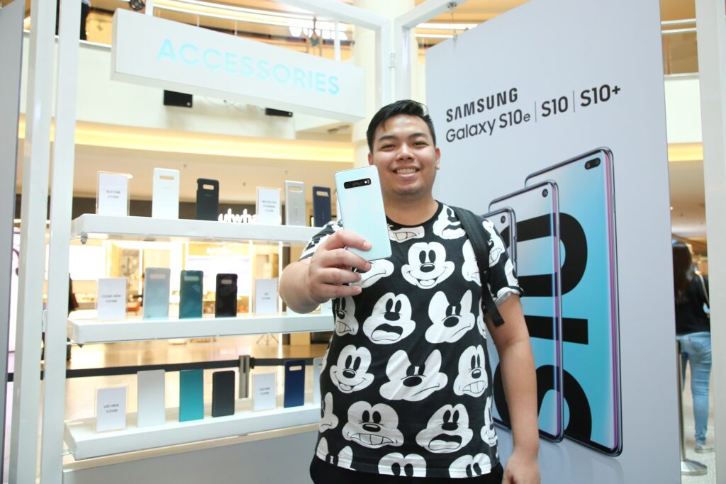 Galaxy S10 Roadshow