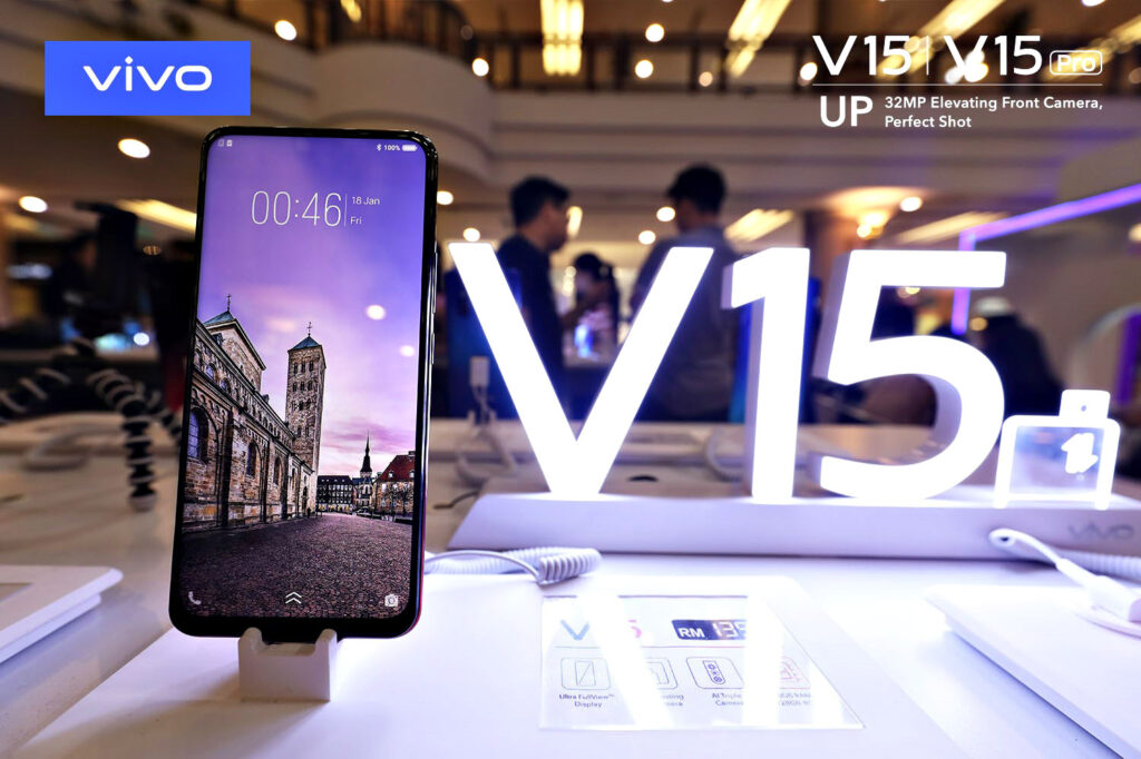 Vivo V15 Smartphone Officially Launches At Superday Sale