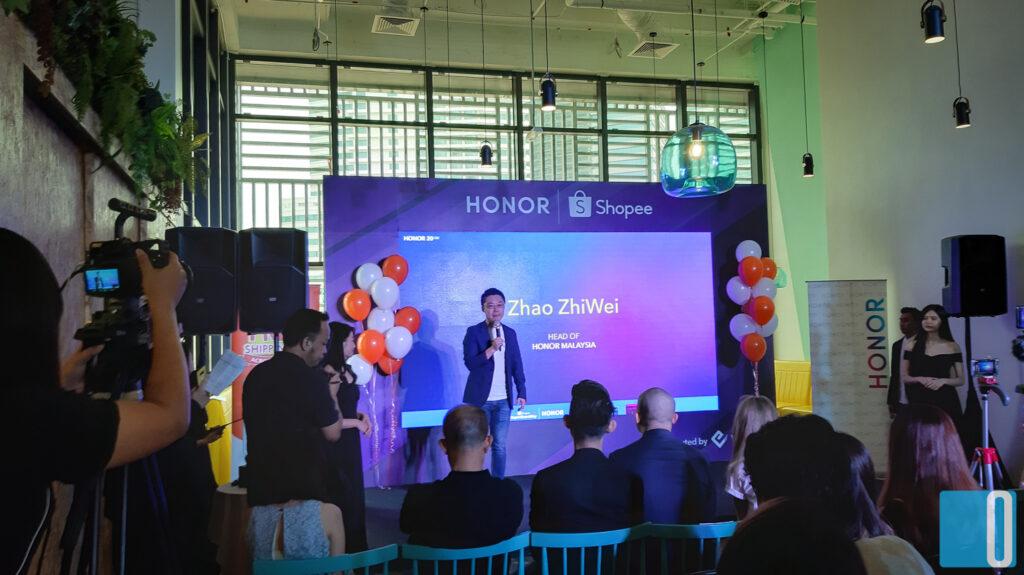 Honor 20 Lite - Triple the Fun
