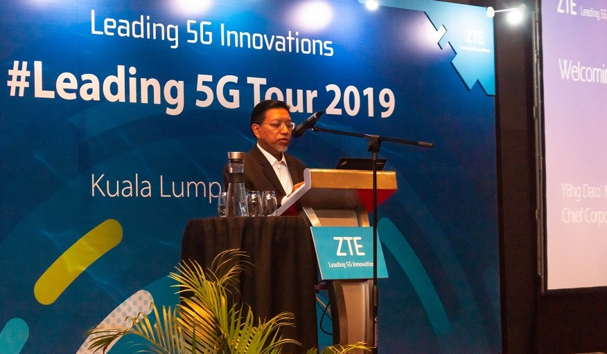 ZTE Cutting Edge 5G Innovations and Solutions