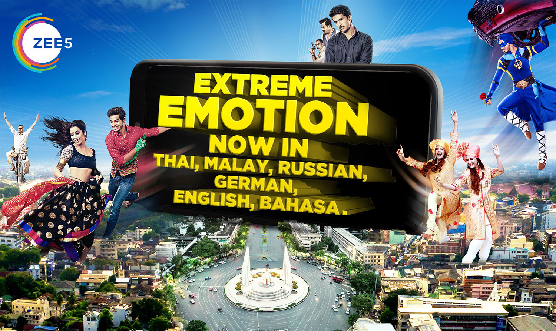 ZEE5 Extreme Emotion