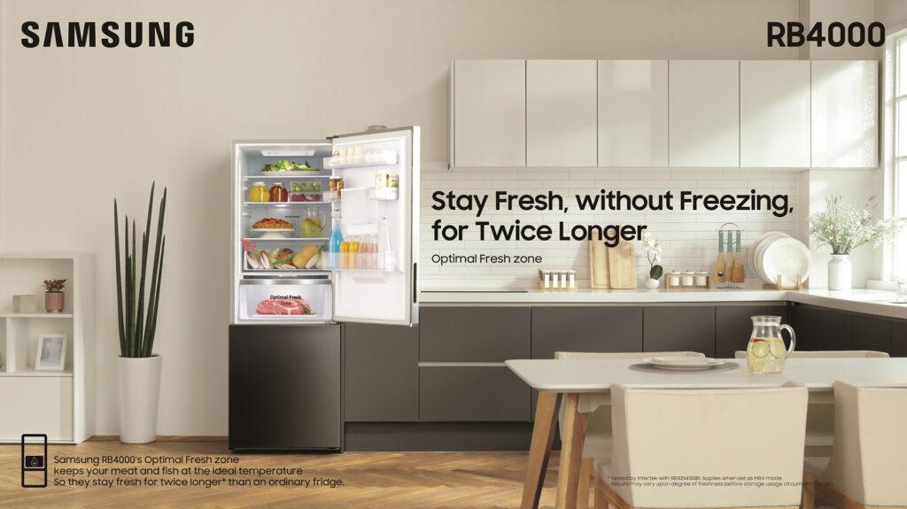 Samsung BMF Refrigerator