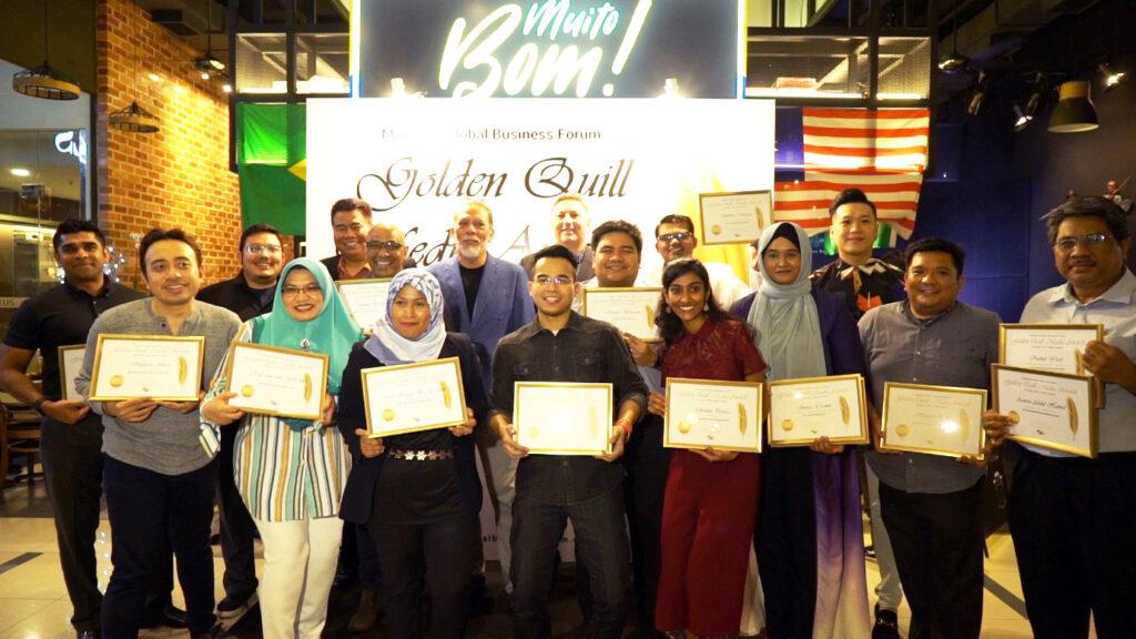 PR Newswire Awarded