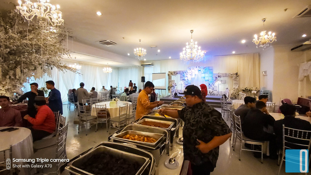 Ramadhan Buffet Galore at Dewan Tengku Zara Bangi