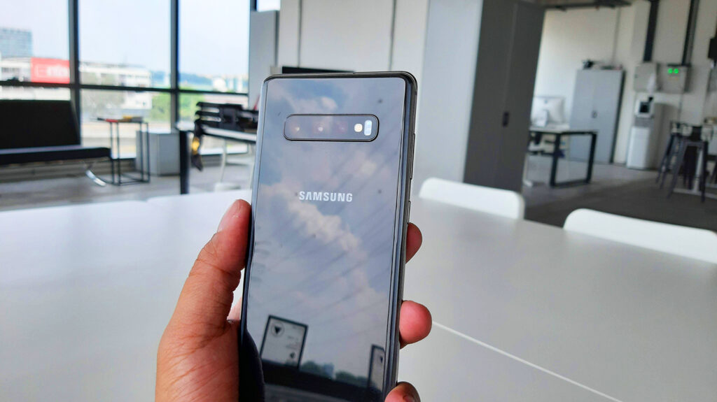 Galaxy S10 Plus Preview