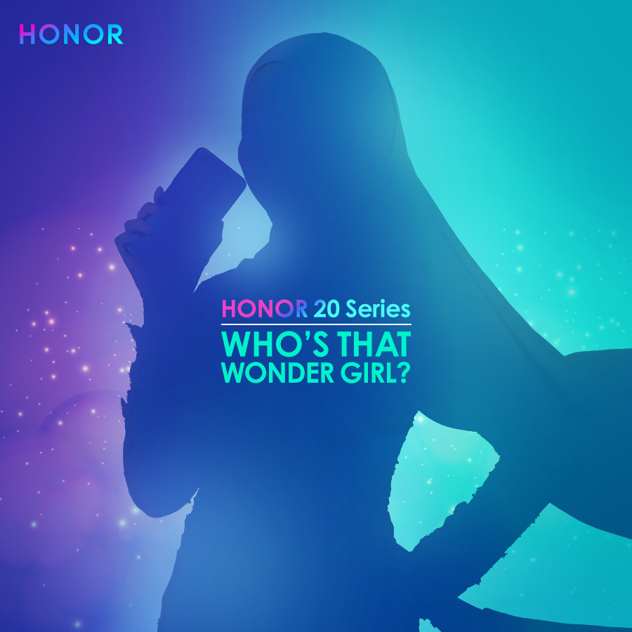 Honor 20 series new ambassador