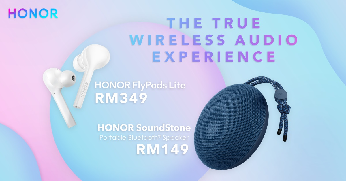 HONOR Flypods and SoundStone