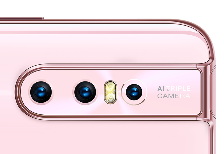 Vivo Teases New Colourway Pink Edition For The V15