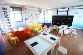 Samsung Brightens the Future of SK Rambungan with 'My School, My Home'