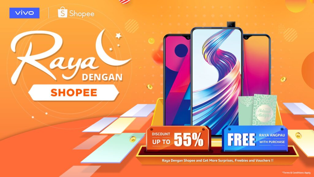 Vivo Discount on Shopee
